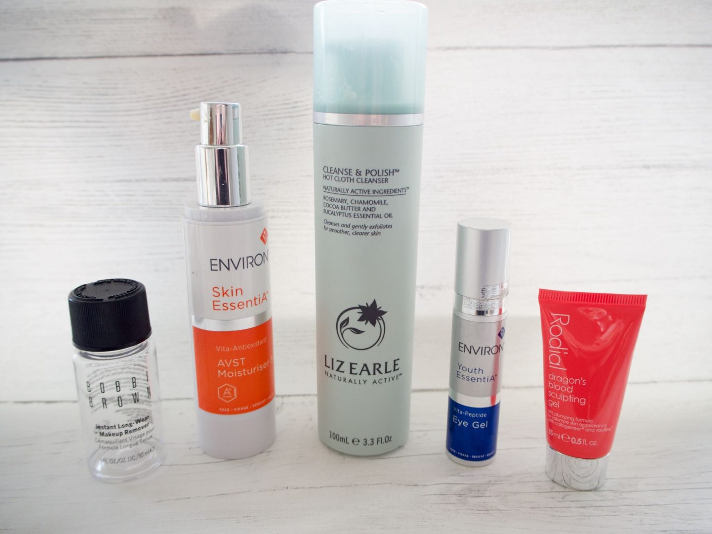 Empties – A little round up