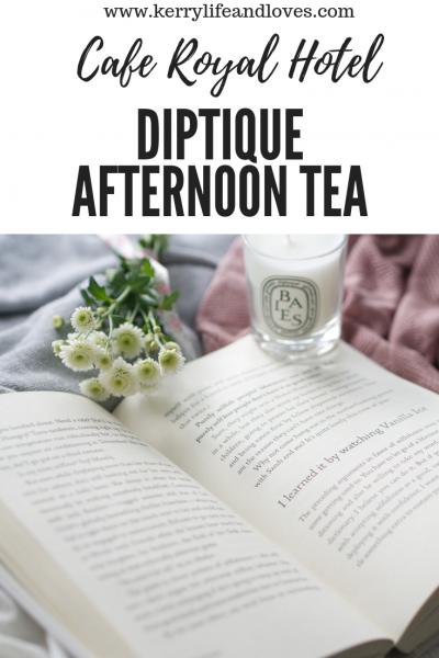 diptique afternoon tea cafe royal