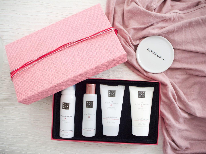 Cruelty free brand Rituals gift set