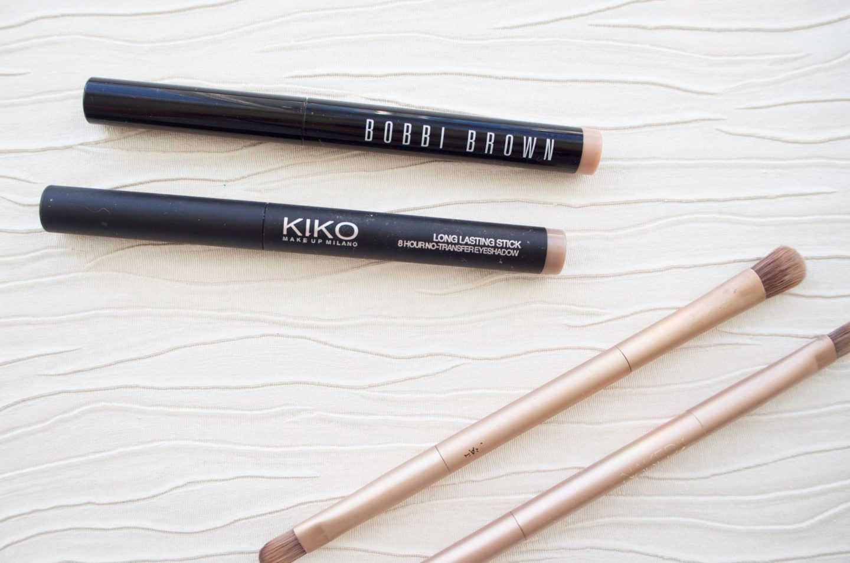 Spend v's Save Cream eyeshadow sticks