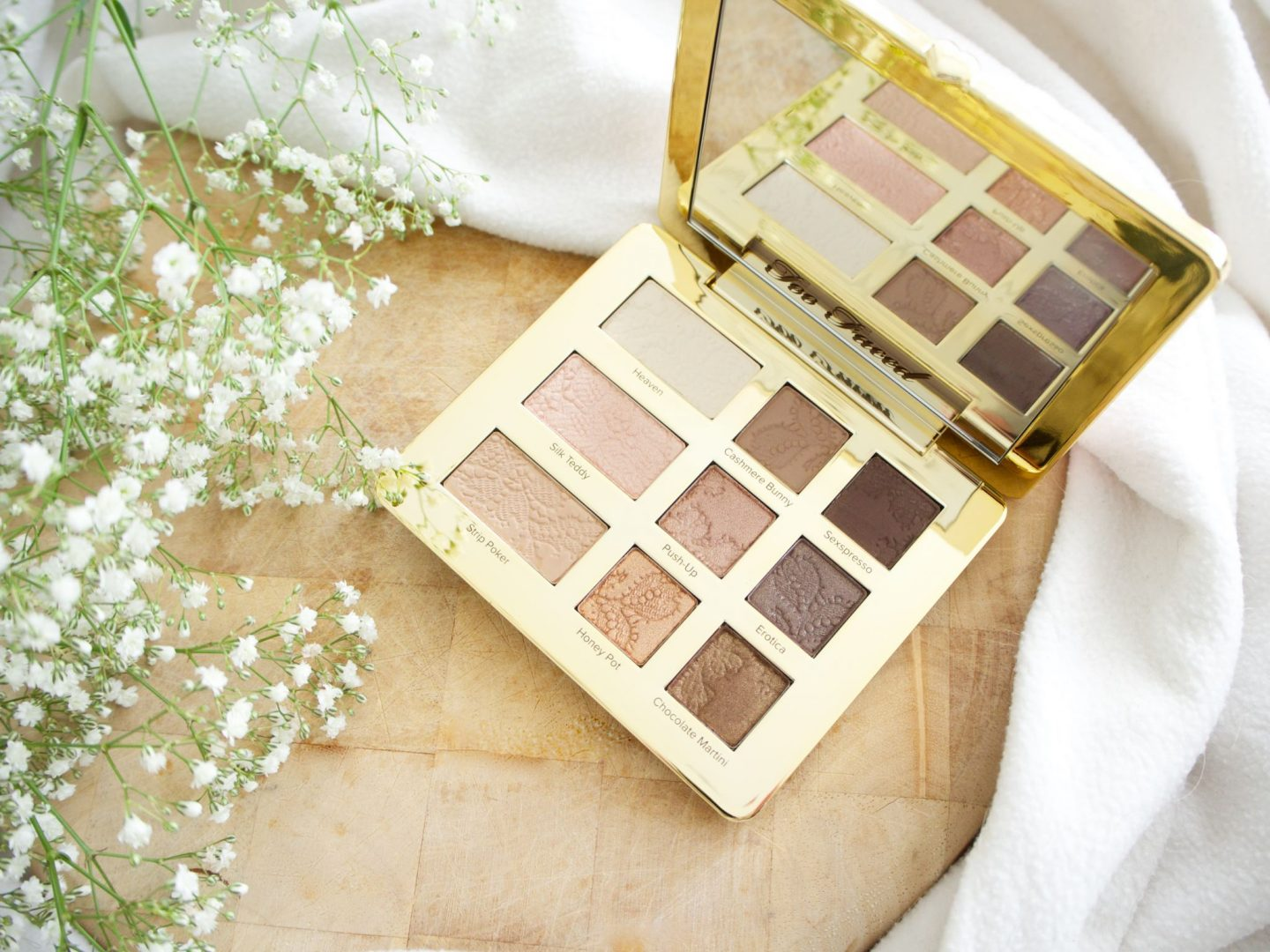 Too Faced Natural Eyes Palette – The Prettiest Palette EVER