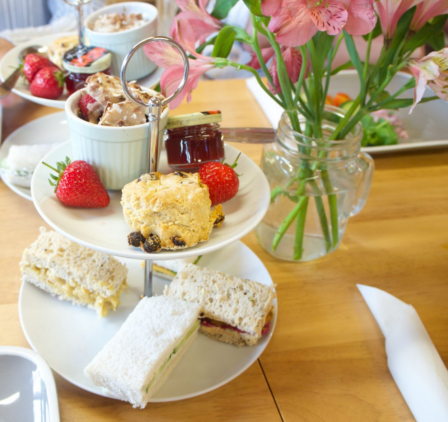Hopefield animal sanctuary afternoon tea