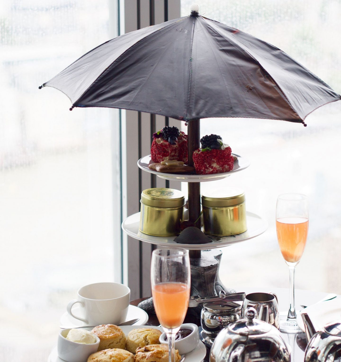 Mary Poppins afternoon tea