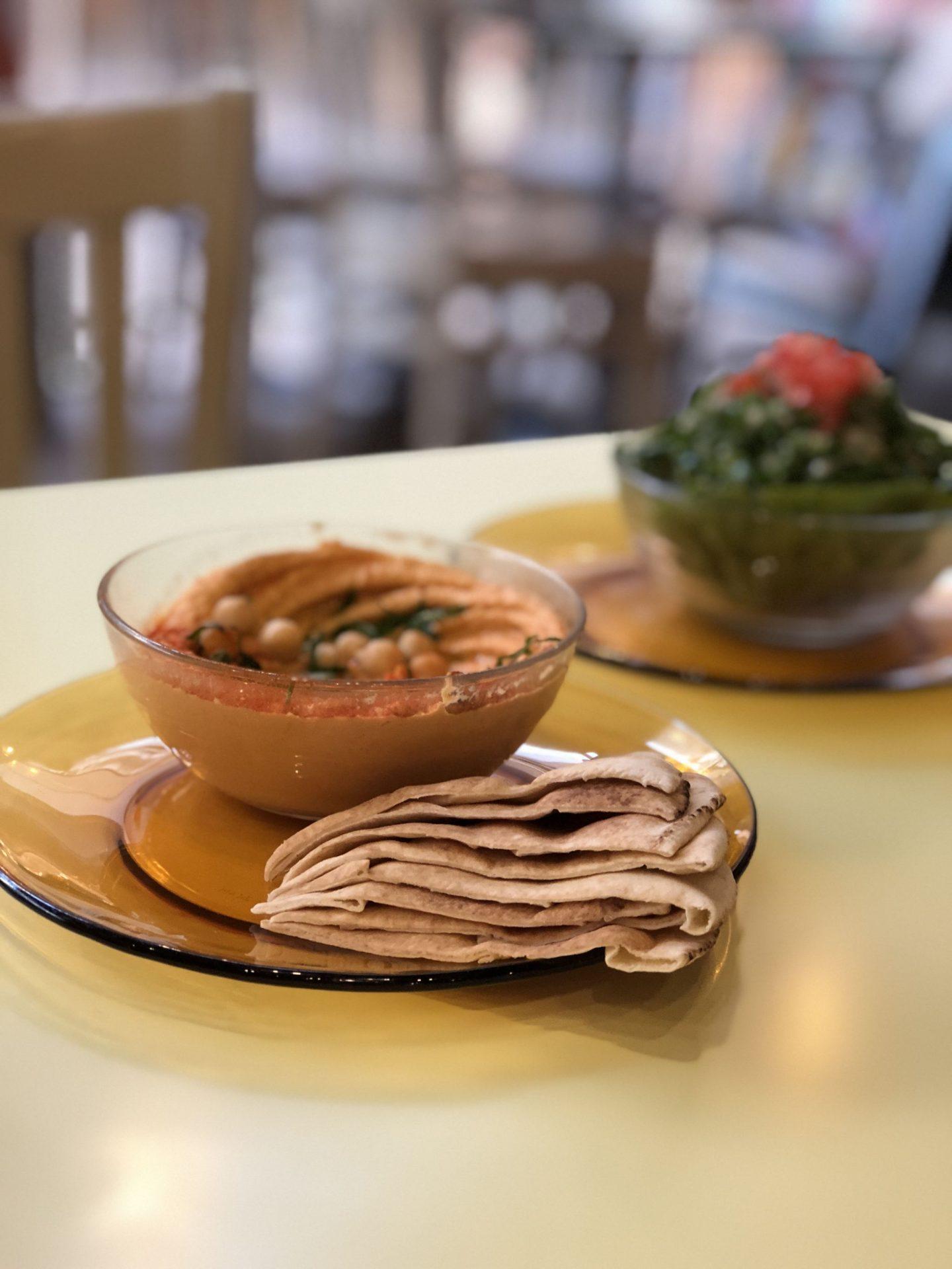 Vegan Menu Launches at Lebanese restaurant Chain