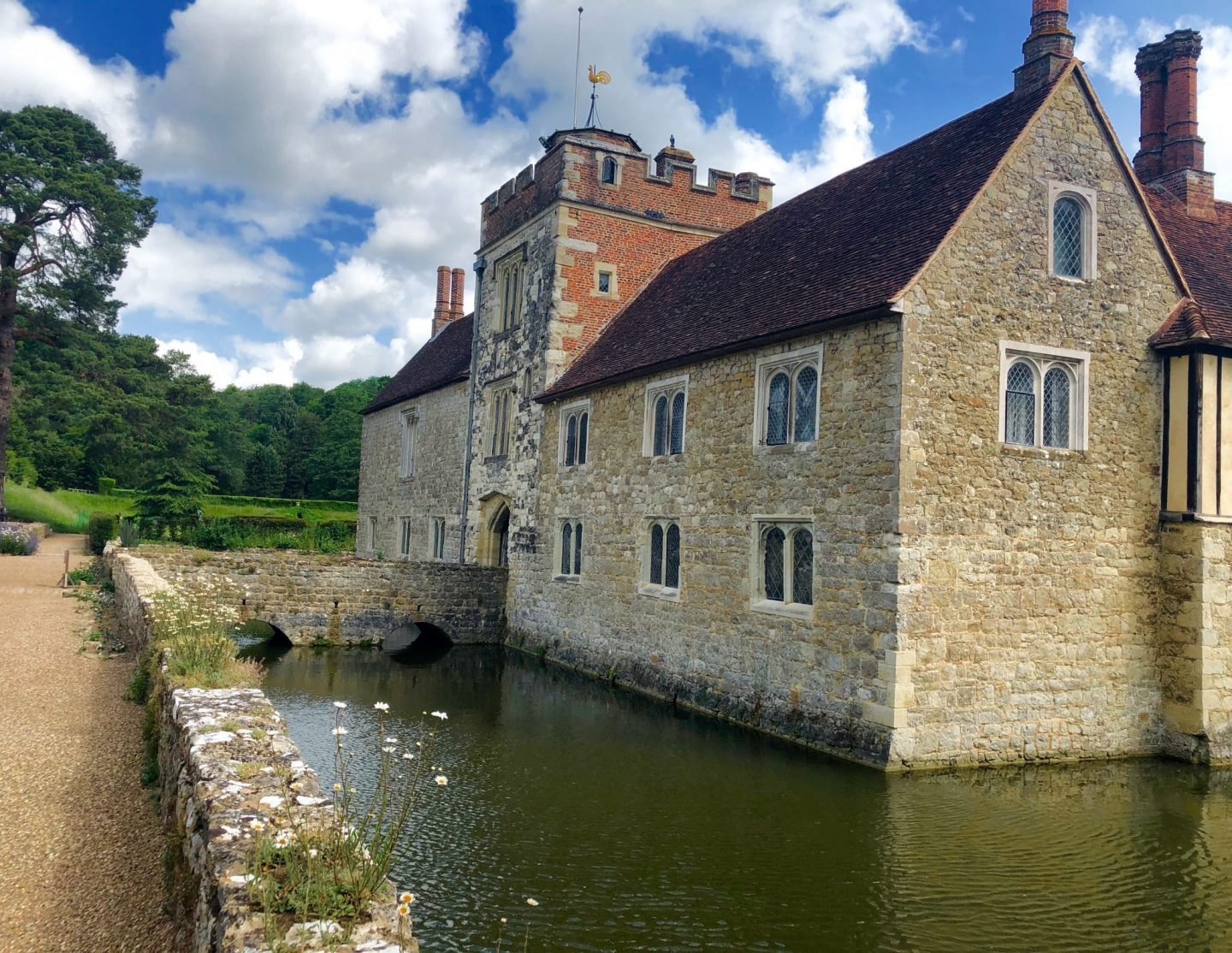 a day in kent with the National trust