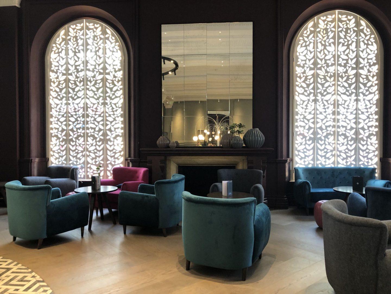 Executive treat at The Grosvenor Hotel
