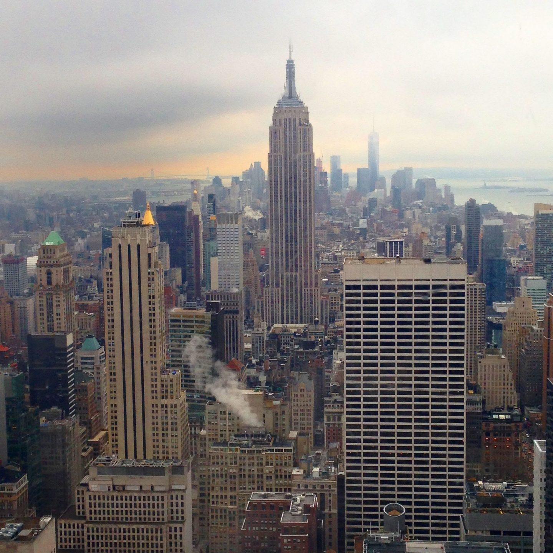 satc inspired new york trip