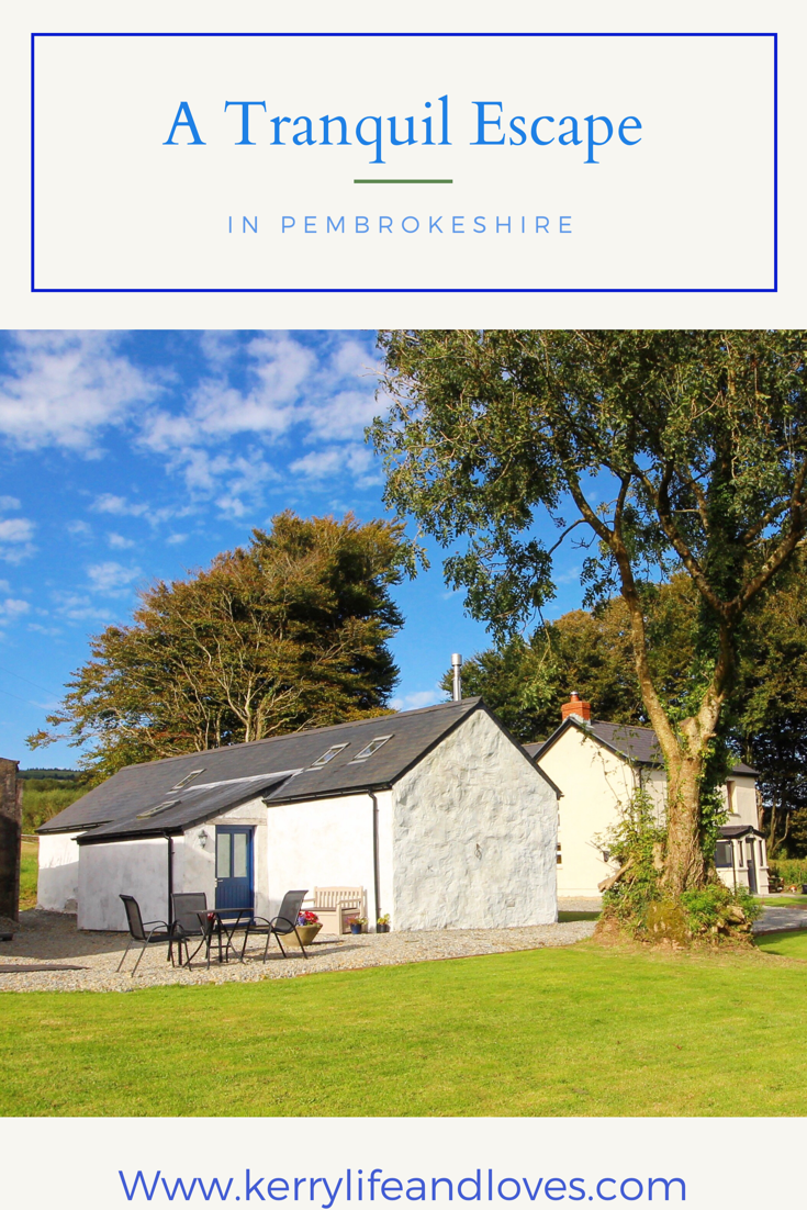 Tranquil escape in Pembrokeshire
