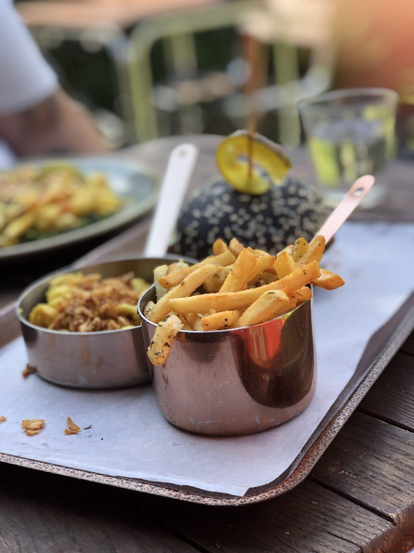 oak tree vegan restaurant essex