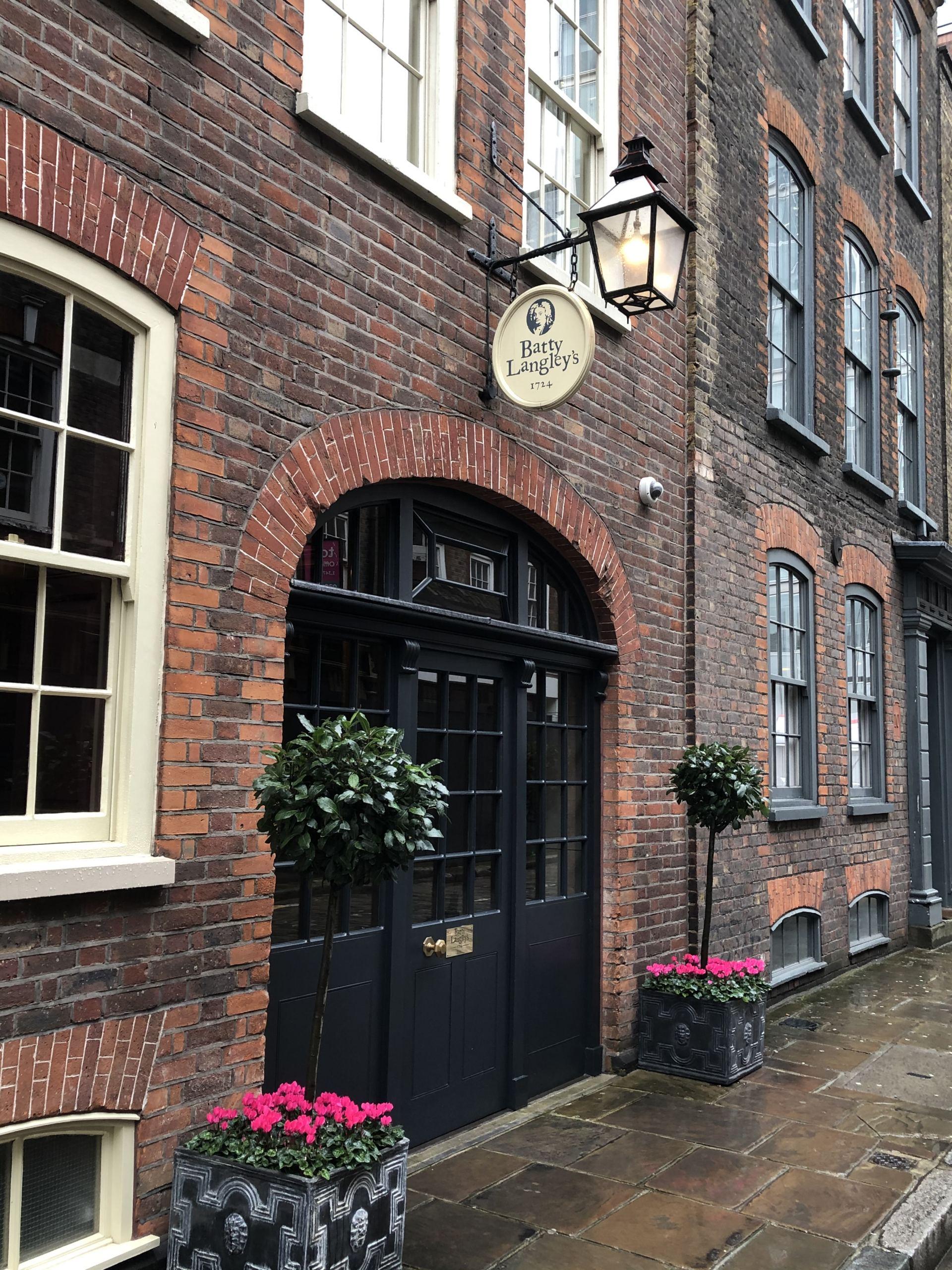 batty langleys quirky hotels london
