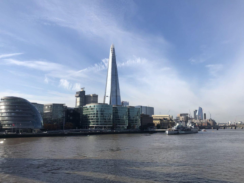 the london bridge area uncovered