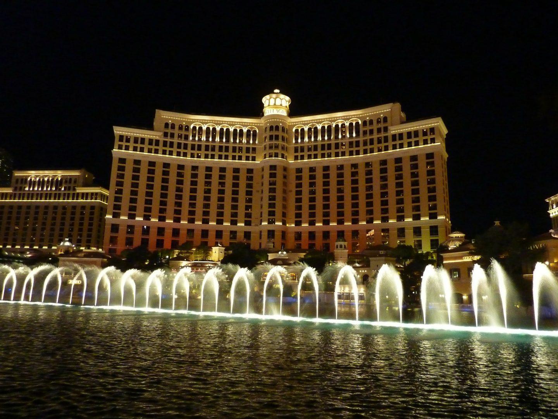 the bellagio hotel las vegas