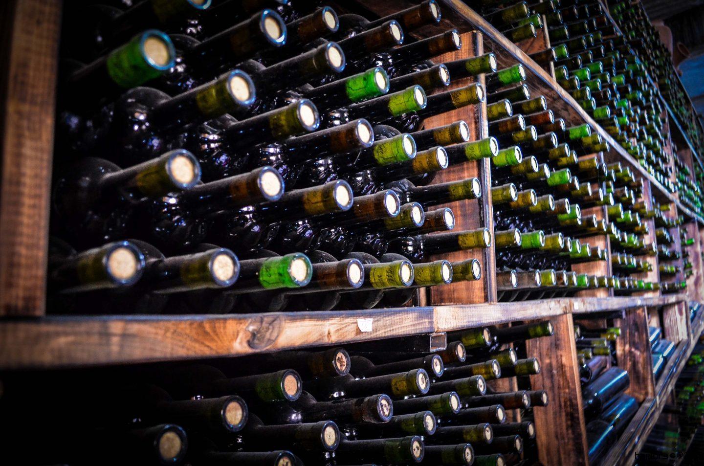 wine cella in las vegas