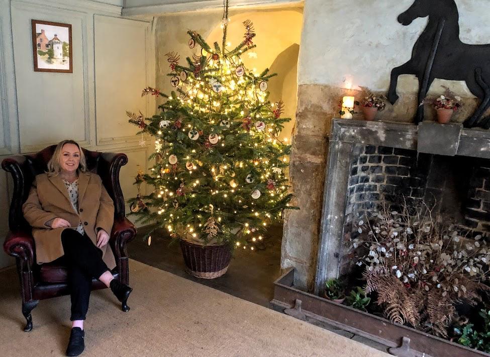 National Trust Kent - Scotney Castle at Christmas
